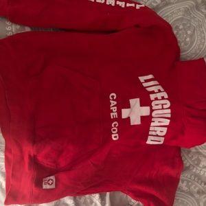 Cape Cod Lifeguard Sweatshirt